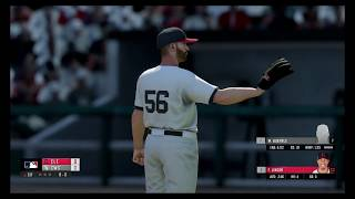 The Batter's Eye Ep 232 RBI Baseball 19 Chicago White Sox vs Cleveland Indians Old Timers Year