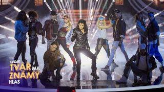Kateřina Marie Fialová jako Michael Jackson