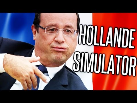 FRANÇOIS HOLLANDE SIMULATOR ! (Human Fall Flat)