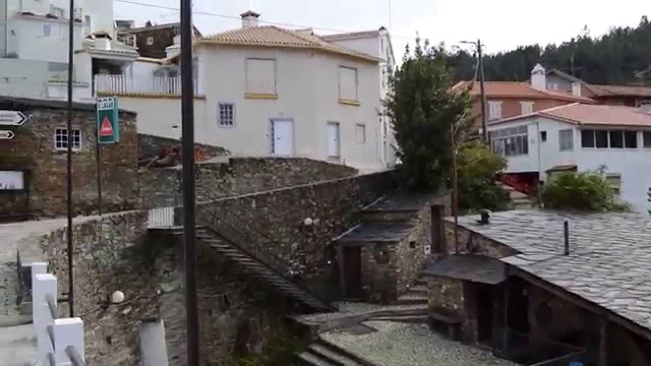Зона отдыха в деревеньке Pessegueiro в Португалии (Часть первая)