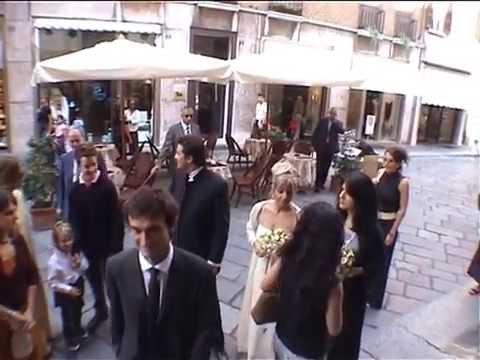 Il più bel filmino di un matrimonio girato e montato..............
