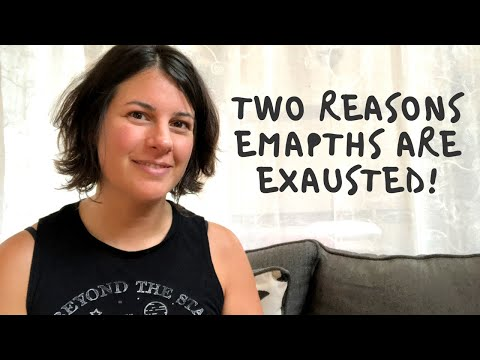 2 Reasons Empaths Drain Their Energy