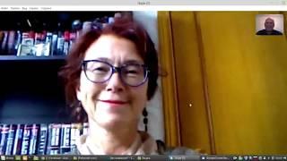 Интервью с Ириной Мухиной  перед ее вылетом в Россию