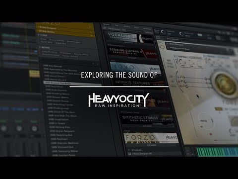 Exploring the Sounds of Heavyocity   Native Instruments