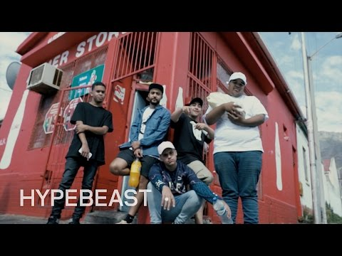 "HYPEBEAST's South Africa ""Mzansi Style Guide"" - Trailer"