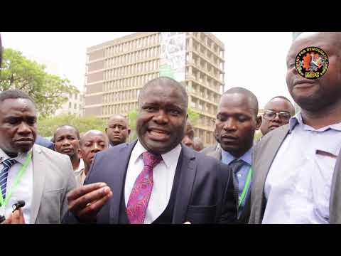 Chaos in Parliament - MDC Chief Whip speaks