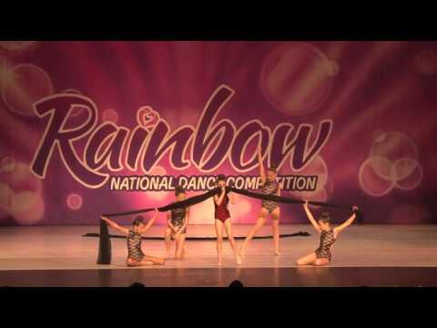 """Smokestacks"" 2016 Pacific Coast Academy of Dance, Junior Small Team"