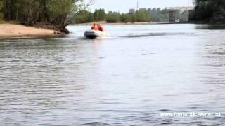 покататься на моторной лодке, катере Новосибирск(покататься на моторной лодке, прогулка на катере по Оби, речные прогулки Новосибирск., 2012-06-07T14:11:21.000Z)