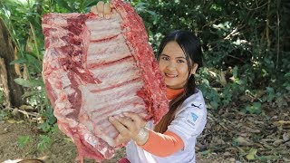 Awesome Cooking : BBQ Pork Spare Ribs With Tamato Sauce Delicious Recipe - Eating Food Show