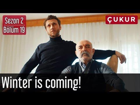 Çukur 2.Sezon 19.Bölüm - Winter Is Coming!