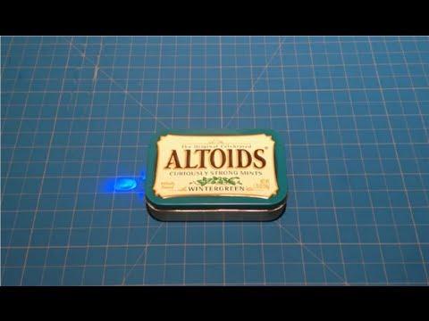 $3 Altoids USB Charger