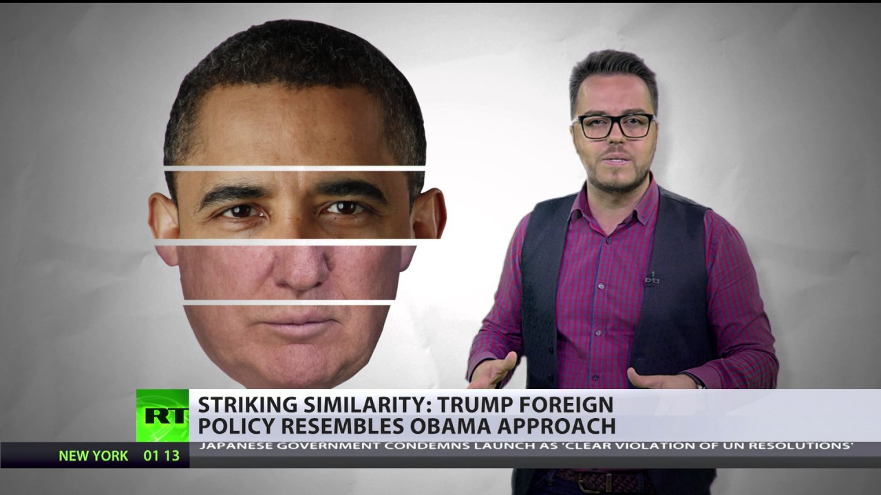 Trumbama: Is Trump morphing into Obama in terms of foreign policy?