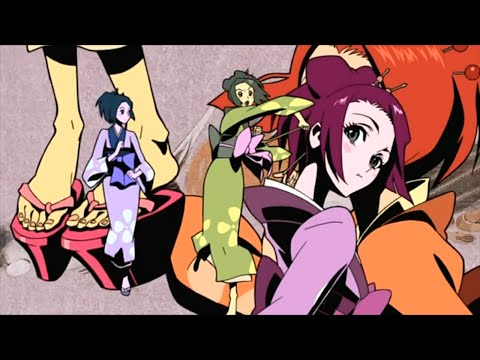 【AMV】 [SMiLE.dk] Butterfly ~Delaction Remix~ Hime Trance ~ Samurai DANCE DANCE Blade REVOLUTION