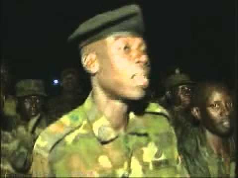 Download Ugandan Soldiers Singing