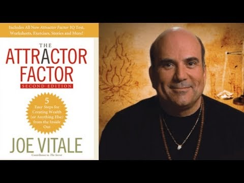 THE ATTRACTOR FACTOR audiobook by Joe Vitale