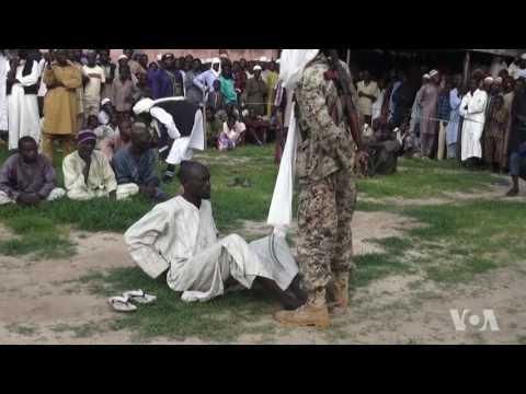 Boko Haram - Terror Desmascarado: Imagens inéditas de atrocidades (ep 1)