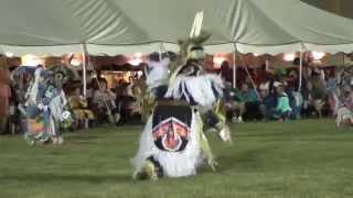 Red Hawk Cyn JR Men Grass Song 2 @ Wildhorse 2015 Friday
