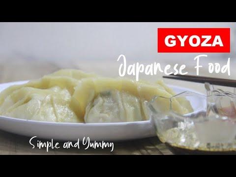 Ricetta Gyoza Hiroo.Cara Memasak Gyoza Tiga Paha Ayam Bisa Jadi 20 Buah Mudah Dan Enak Cooking Time Youtube