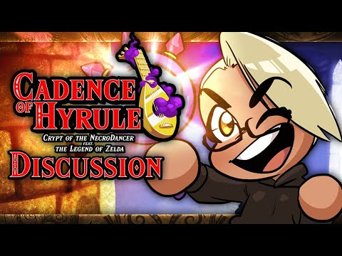 Cadence of Hyrule - Crypt of the Necrodancer ft  The Legend of Zelda  (Discussion)
