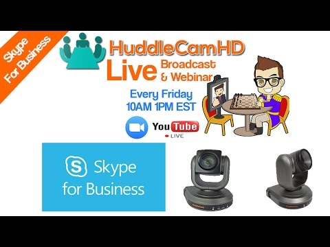Skype for Business & Zoom Video Conferencing Integration (EP 12)