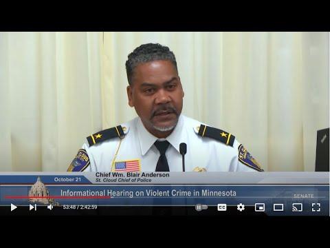 Download Law Enforcement Officials Offer Views on Escalation of Violent Crimes