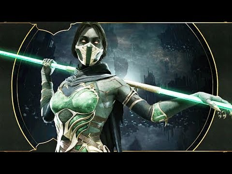 MORTAL KOMBAT 11 Jade 10 Minutes of Gameplay PS4/Xbox One/PC 2019 thumbnail