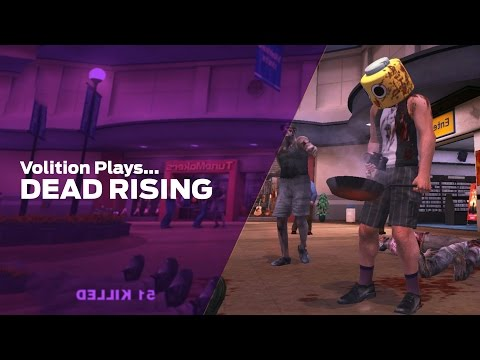 Volition Plays: Dead Rising