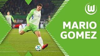 Die Besten TORE von Mario Gomez | Danke, MARIO | VfL Wolfsburg
