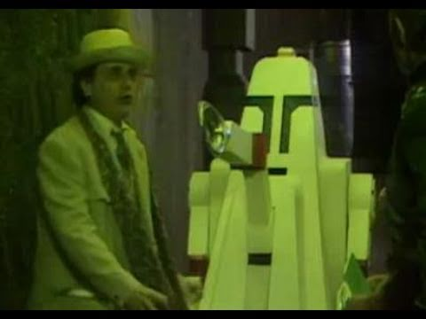 Run! - Doctor Who - Paradise Towers - BBC