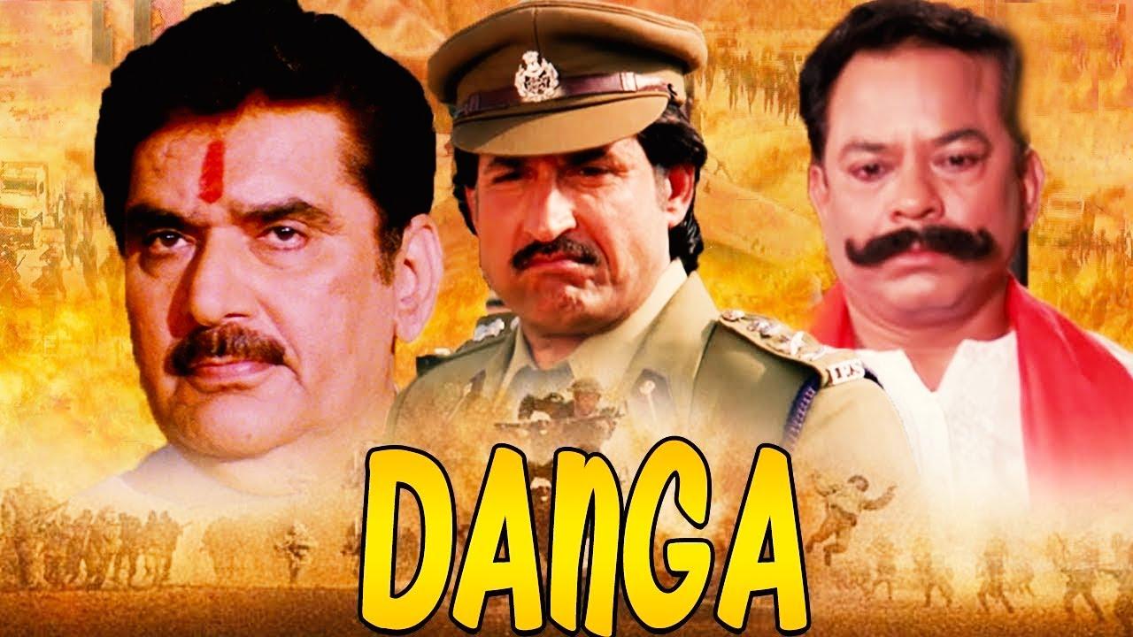 Danga (2000) || Subhash, Javed Khan || Action Full Hindi Movie