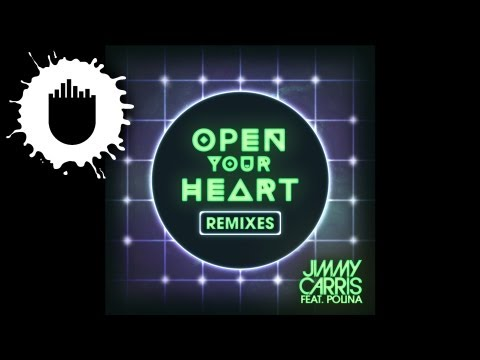Jimmy Carris feat. Polina - Open Your Heart (Inpetto Remix) (Cover Art)
