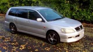 2001 Mitsubishi Lancer Wagon $1 RESERVE!!! $Cash4Cars$Cash4Cars$ ** SOLD **