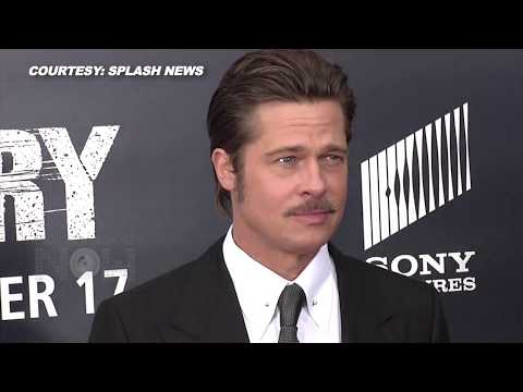 Brad Pitt In Tears During REUNION With Kids After Divorce With Angelina Jolie | Brangelina DIVORCE