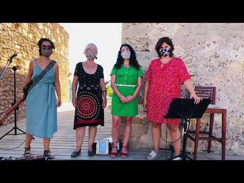 Recitam a Capdepera, Mallorca, homenatge Maria Antònia Salvà