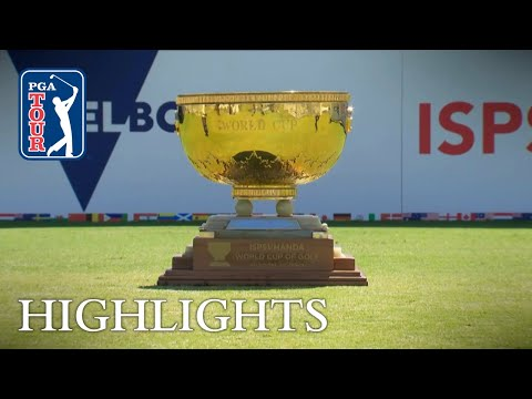 World Cup of Golf Highlights | Round 1 | ISPS Handa 2018