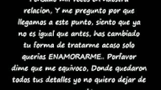 Ya No Es Igual   Bamby Ds Shady DS ft Manhy Remik Letra