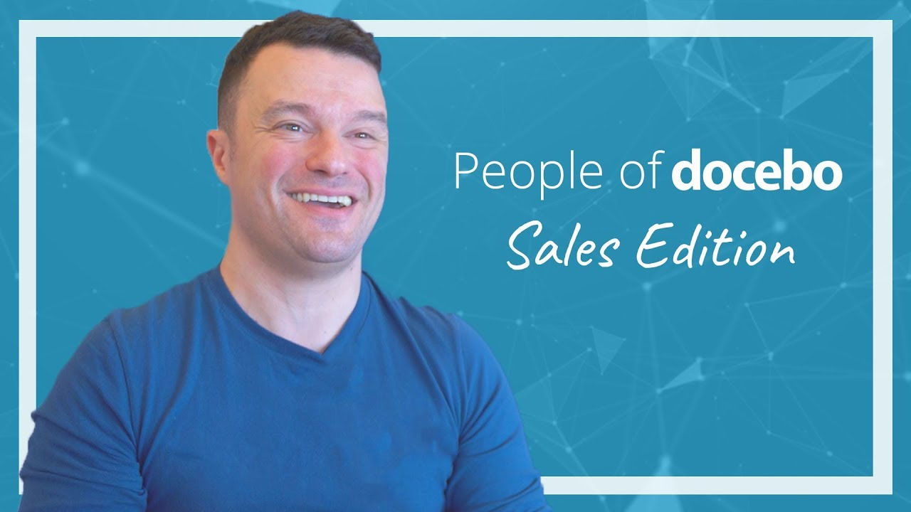 People of Docebo - Sales Edition
