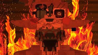 NEW ANIMATRONIC TORMENTED FOXY ACTIVATES! || Minecraft FNAF (Five Nights at Freddys)