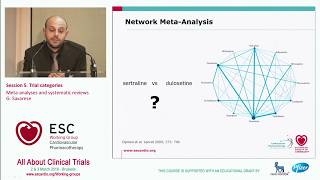 Meta-analyses and systematic reviews - G. Savarese