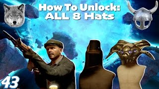 BO3 Zombies - Tips & Tutorials EP #43! HOW TO UNLOCK ALL 8 HATS ON REVELATIONS! TIME STAMPS INCLUDED