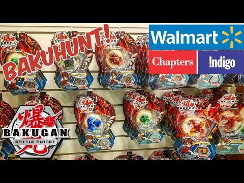The Ultimate Bakuhunt! Wave 5 & 6 In Canada! Bakugan Battle Planet Hunting!