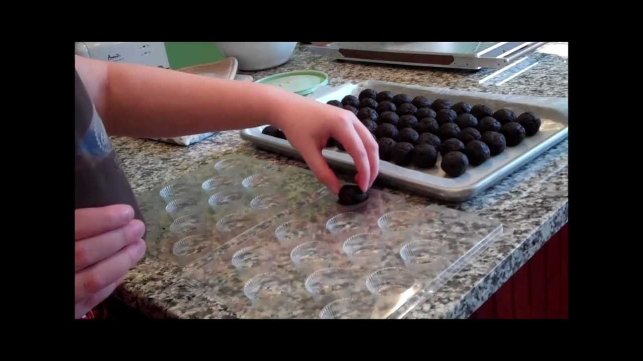 how to make cake balls youtube