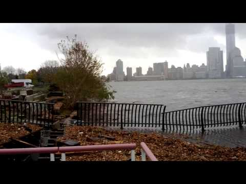 Hurricane Sandy - Avalon Cove