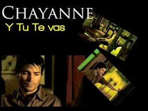 y tu te vas chayanne karaoke youtube. Black Bedroom Furniture Sets. Home Design Ideas