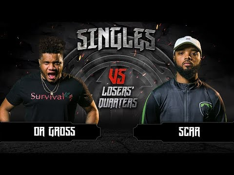 DR Gross vs Scar - Losers Quarters: Top 8 - MK11 Summit of