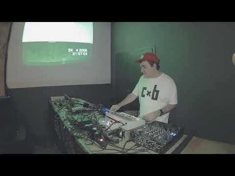 dot.eat.dot hardware live jam @ KL10CH Sessions [НК - ВВС (live remix)]