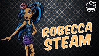 "Обзор Робекка Стим (Robecca Steam) из серии ""Я люблю аксессуары"" - Монстер Хай"