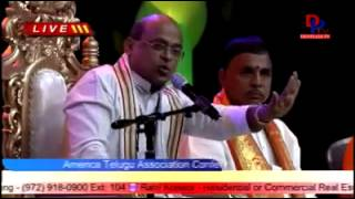 Sahasraavadhaani Garikapati narasimha rao garu on Telangana Language