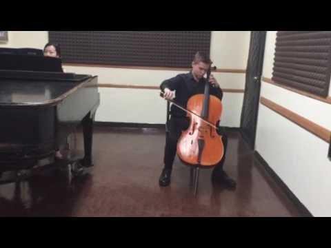 Elgar 1st movement