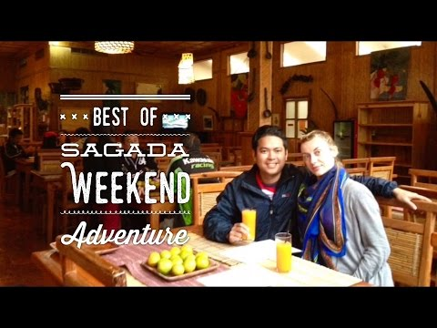 Best of Banaue and Sagada Weekend Adventure Tour Episode 2 of 2 by HourPhilippines.com